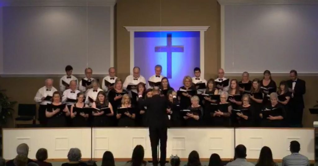 Spring Choir Concert, March 25, 2018