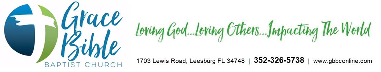 Grace Bible Baptist Church, Leesburg FL